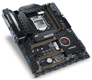 Beitragsbild: Biostar präsentiert das Gaming Z170X Mainboard mit Touch OC