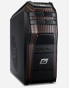 """Beitragsbild: Gaming–PC von Acer mit """"Sandy Bridge"""""""