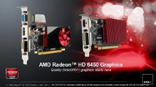 Beitragsbild: Neue Einsteigerkarte AMD Radeon HD6450