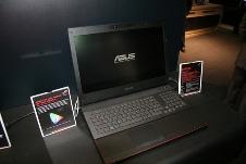 """Beitragsbild: Asus zeigt Gaming-Notebook """"G74SX 3D"""" auf CeBIT"""
