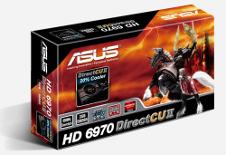 Beitragsbild: Asus bestätigt Radeon HD6970 DirectCU II