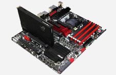 Beitragsbild: Asus präsentiert das Rampage III Black Edition Mainboard