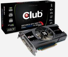 Beitragsbild: Club 3D kündigt GTX 550 Ti mit verdoppelten Speicher an