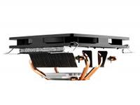 Beitragsbild: Cooler Master zeigt flachen CPU-Kühler GeminII M4