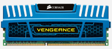 """Beitragsbild: Corsair mit neuem """"Blauen""""-DDR3 Speicher"""