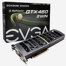 Beitragsbild: EVGA stellt Dual-GTX460 offiziell vor