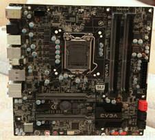 Beitragsbild: EVGA´s P67 Micro-ATX Motherboard abgelichtet