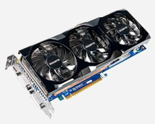 """Beitragsbild: Gigabyte mit GTX 570 im Eigendesign """"WindForce3X"""""""