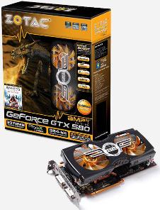 Beitragsbild: Zotac bringt GeForce GTX 580 AMP2