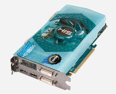 """Beitragsbild: HIS Radeon HD6850 mit """"IceQ""""-Kühler abgelichtet"""