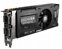 Beitragsbild: KFA2 stellt GeForce GTX 570 mit vier DVI-Ausgängen vor