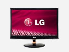 Beitragsbild: IPS-Monitor von LG mit LED