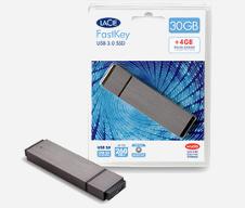 Beitragsbild: LaCie stellt USB 3.0 - Stick mit 260MB/s Transferraten vor
