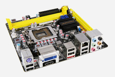 Beitragsbild: Erstes H67-Mini-ITX-Mainboard von Foxconn
