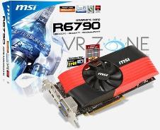 Beitragsbild: Weitere Bilder der Radeon HD6790 von MSI