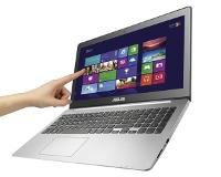 Beitragsbild: ASUS VivoBook S551LB mit Haswell-Prozessoren