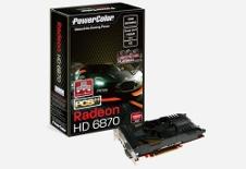 Beitragsbild: Powercolor beschleunigt HD 6870 auf 975 MHz Chiptakt