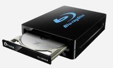 Beitragsbild: Externer Blu-Ray-Brenner von Plextor