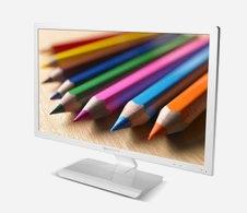Beitragsbild: Packard Bell präsentiert sehr flachen 24″-Monitor