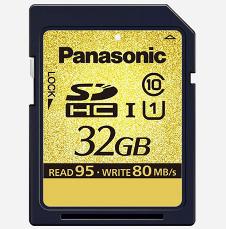 Beitragsbild: Panasonic stellt SDHC-Karte auf SSD-Basis vor