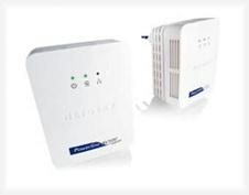 Beitragsbild: Weltweit erster Power-LAN Adapter von Netgear mit 500 MBit/s