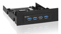 Beitragsbild: Sharkoon stellt 4-Port USB 3.0 Hub vor