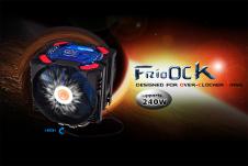 Beitragsbild: Thermaltake Frio OCK Cpu-Kühler vorgestellt