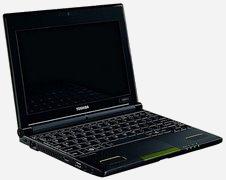 """Beitragsbild: Toshiba stellt erstes """"Fusion""""-Netbook vor"""