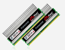 Beitragsbild: Transcend bringt 8GB DDR3-2000 aXeRam Kit