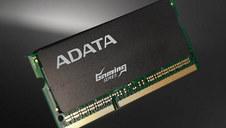 Beitragsbild: ADATA bringt DDR3 Notebook Gaming-Speicher mit 1600 MHz