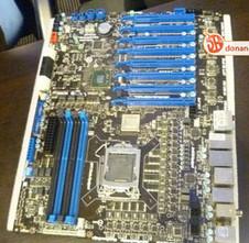 Beitragsbild: MSI Mainboard mit acht PCIe x16 Slots gesichtet