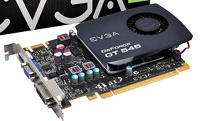 Beitragsbild: EVGA stellt GeForce GT 545 vor