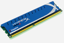 Beitragsbild: Kingston HyperX-Speicher mit kleinem Update