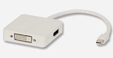 Beitragsbild: Adapterkabel für Mini-DP zu HDMI/DP/DVI-D - Umwandlung