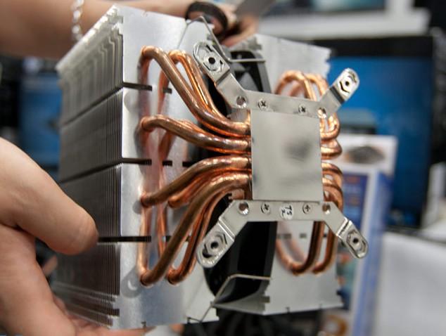 Beitragsbild: CPU-Kühler Scythe Mine 2 gesichtet