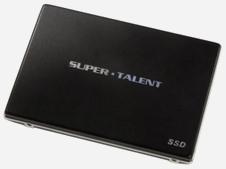 Beitragsbild: Super Talent mit SSD inklusive neuem Indilinx-Barefood-Controller