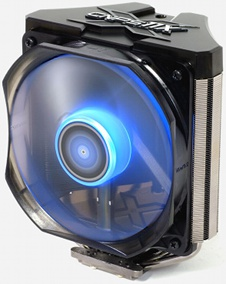 Beitragsbild: Zalman CNPS11 Extreme CPU-Kühler vorgestellt